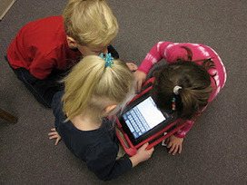 Adventures of iPads in Kindergarten: UDL Glog! | iPads in kindergarten Best Practices | Scoop.it