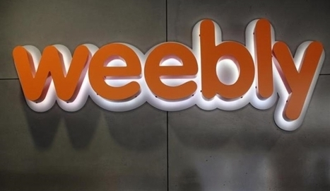 Weebly refreshes its website publishing tools - NDTV | AAEEBL -- Social Media, Social Selves | Scoop.it