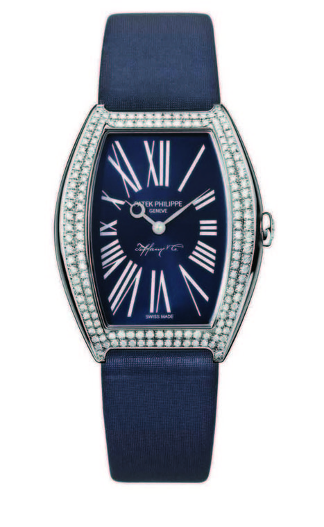 Tiffany and Patek Philippe present limited edition timepieces. | Watches, timepieces, and other jewelry | Scoop.it