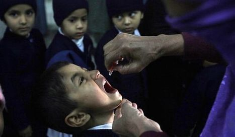 New $5.5 billion plan aims to rid world of polio by 2018 - Fox News   World News   Scoop.it