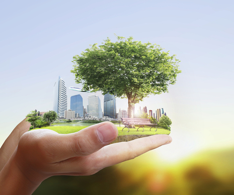 Green Urban Planning of the Future | GIS in Sustainable Development | Scoop.it