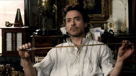 EXCLUSIVE: Downey Jr. confirms Sherlock Holmes 3 shooting this year | Sherlock. Everywhere. | Scoop.it
