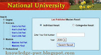 NU honours third year exam result 2013 | National University admission and Exam Result  2014 | Scoop.it