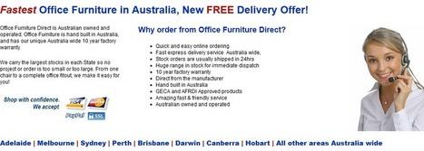 Office Furnitur | Busness service | Scoop.it