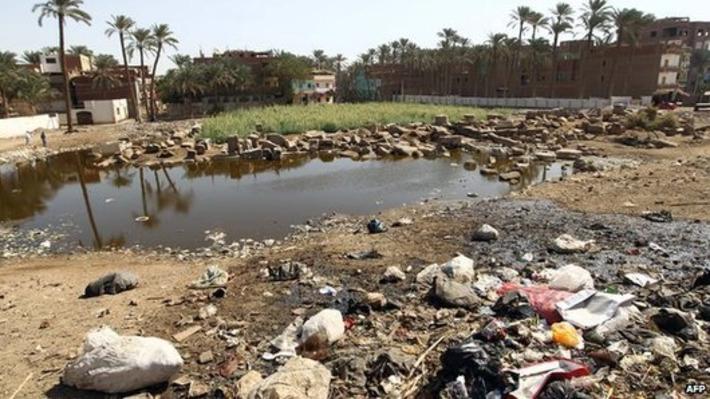Mummies found 'floating in sewage' | BBC | Afrique | Scoop.it