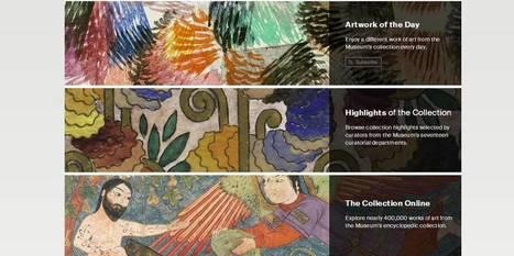 Visitez le MET de New York depuis votre salon | Dans les musées, la gratuité c'est maintenant! | Scoop.it