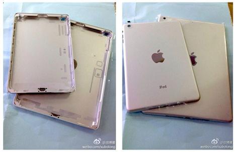 Premières images du châssis de l'iPad 5 ? | UML TICE CDDP33  Tablettes Ipad | Scoop.it