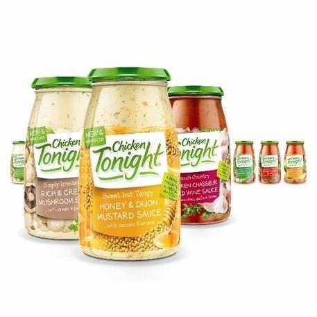 Path Design rebrands Chicken Tonight and Ragu | News | Design Week | timms brand design | Scoop.it