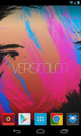 Versicolor (icon theme) v1.3.7 | ApkLife-Android Apps Games Themes | Android Applications And Games | Scoop.it