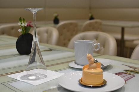 Tea-time au champagne à l'hôtel Les Bulles | Les Gentils PariZiens : style & art de vivre | Scoop.it
