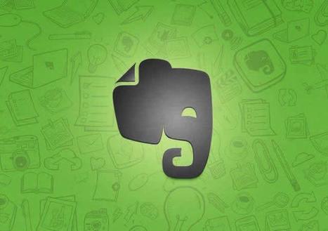 12 formas inteligentes de trabajar con Evernote para profesionales y emprendedores | Recull diari | Scoop.it
