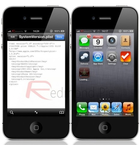 How To Bypass iOS 5.1 Restriction When Installing iMovie v1.3 On iPhone, iPad, iPod touch Running iOS 5.0.1 | Redmond Pie | iPads in Education Daily | Scoop.it