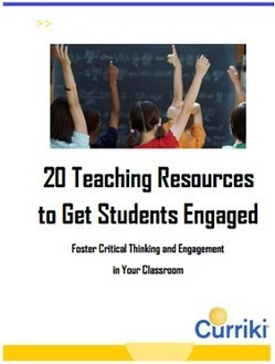Free eBook from Curriki - 20 teaching resources to get students engaged   PBL   Scoop.it
