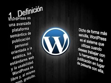 5 plugins para mejorar la usabilidad en las páginas web con WordPress | | WEB 3.0 | Scoop.it