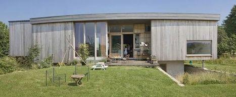 Une habitation écologique en Belgique partiellement autoconstruite | Construction d'avenir | Scoop.it