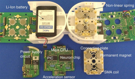 Modular Reconfigurable Robots used in Space Applications | Robotics in Manufacturing Today | Scoop.it