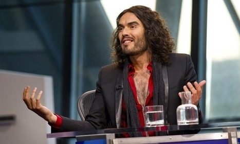 Is Russell Brand right? Are we disenchanted by politics? | POWER, AUTHORITY AND LEGITIMACY IN THEORY AND PRACTICE | Scoop.it