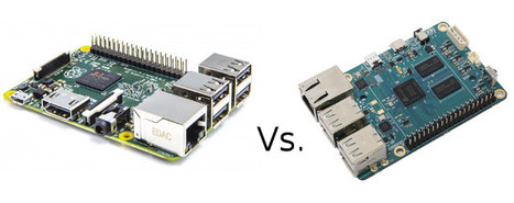 Raspberry Pi 2 / ODROID C1 Development Boards Comparison | Embedded Systems News | Scoop.it
