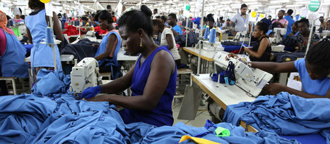 [FR] The first African textile factory was Italian in 1939 in #Ethiopia #Ethiopia2025 InsideAfricanCloset 26/11/16 | Horn Ethiopia Economy Business | Scoop.it
