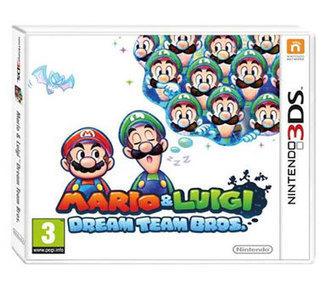Jeux video: Mario et Luigi : Dream Team Bros arrive sur 3DS !! | cotentin-webradio jeux video (XBOX360,PS3,WII U,PSP,PC) | Scoop.it