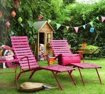 Mobilier de jardin design | Mobilier canapé déco | Tendance Design | Scoop.it