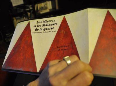 Lectures en scène #1 | Les Misères et les malheurs de la guerre, Laurent Grisel et L.L. de Mars | Miscellanées | Scoop.it