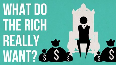 What do the Rich really Want? - YouTube | leapmind | Scoop.it