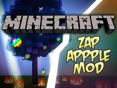 Zap Apple Mod 1.6.4   Minecraft 1.7.4/1.7.2   acb123999   Scoop.it