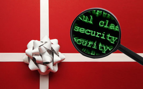 The 12 Online Scams of Christmas [INFOGRAPHIC] | marked for sharing | Scoop.it