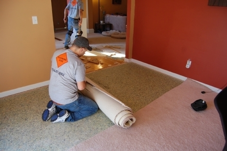 Tile Flooring & Carpet Installation Service   Ideas About Flooring Types   Scoop.it
