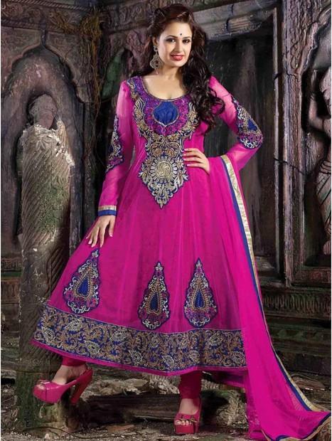 Salwar suit material | order Salwars suits dress materials | bharatplaza fashion gallery | Scoop.it
