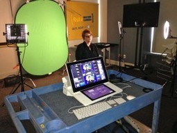 Live Keying with the Sony AWS-750 Anycast Touch   Sony Professional   Scoop.it