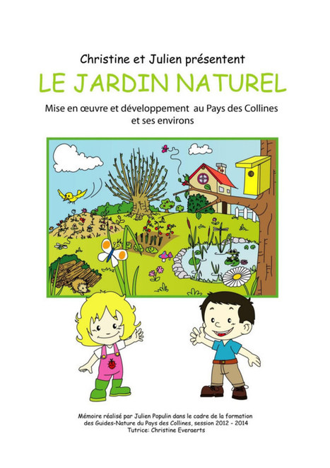 Le jardin naturel (1) | Les colocs du jardin | Scoop.it
