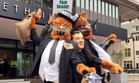 Shareholder Spring II: bosses prepare for AGM pay revolts | Ethics? Rules? Cheating? | Scoop.it