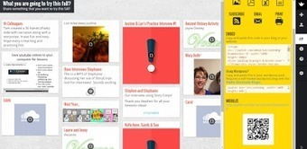 Free Technology for Teachers: Padlet Now Offers an iPad App - 5 Ways You Can Use It With Students | project based learning to best learn | Scoop.it