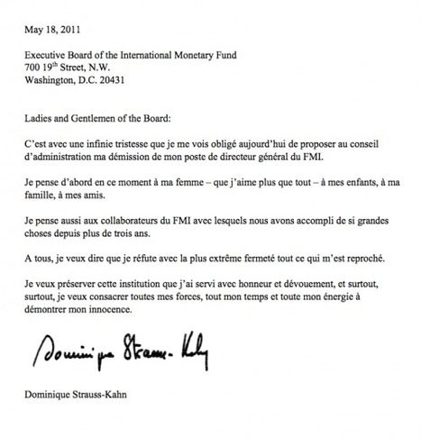 affordance.info: Affaire DSK (suite) : l'immédiat des médias. | Bibliothèque, rhubarbe et gougnafier | Scoop.it