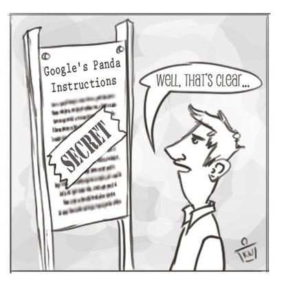 The COMPLETE Google Leaked Panda 4.1 Do & Don't List - Josh Bachynski | Stratégie de Référencement naturel SEO | Scoop.it