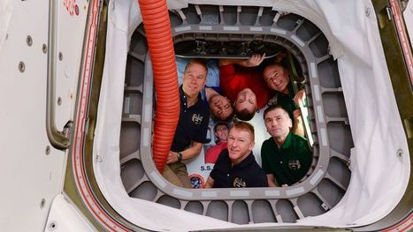 Mark Zuckerberg is doing a Facebook Live with space station astronauts | Tech earthling | Scoop.it