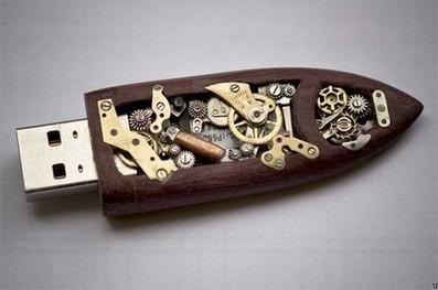 Tout ce que vous ne savez pas sur les clés USB | SIRH | Scoop.it