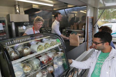 «Food trucks»: le boom des cantines nomades s'invite dans le Nord | Food Truck et cuisine de rue | Scoop.it