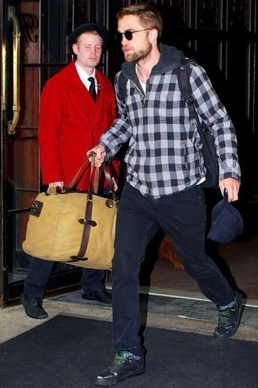 Robert Pattinson's Leaving LA - Toronto production commences | 'Cosmopolis' - 'Maps to the Stars' | Scoop.it