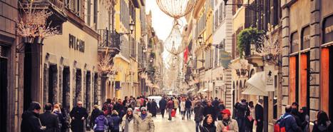 Le vie dello shopping romano   Rome Guide: diario di Viaggio   Travel Guide about Rome, Italy   Scoop.it