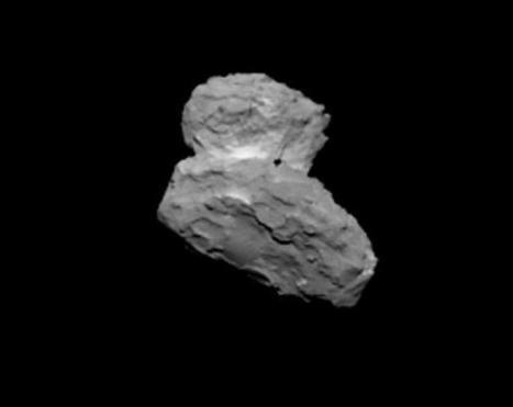 Rosetta misura la febbre alla sua cometa | Planets, Stars, rockets and Space | Scoop.it