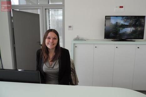 """Chalonnes. """"A l'Office de Tourisme, je me crée de nouvelles compétences""""   L'Office de Tourisme   Scoop.it"""