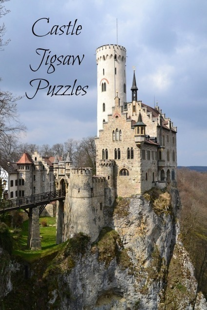 The Most Charming Castle Jigsaw Puzzles Ever | Boutique Shops News! | Scoop.it