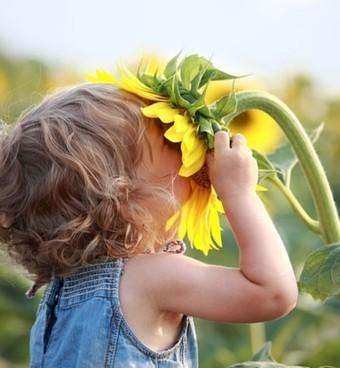 Fotos: 20 cosas que hacer antes de los 3 años - Cuidar las plantas   Temas varios de Edu   Scoop.it