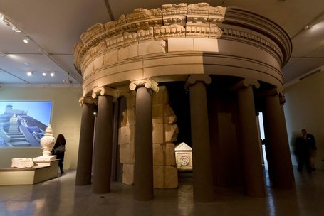 Israel Museum's Herod Show Draws Anger Over Use of West Bank Objects | Archaeology News | Scoop.it