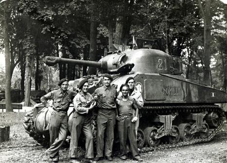 La Libération de Paris | 19-25 août 1944 | Nos Racines | Scoop.it