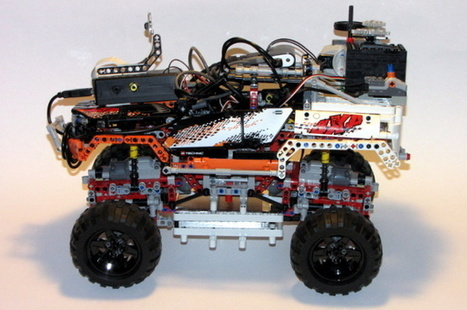 Lego Car & Raspberry Pi | STEM | Scoop.it