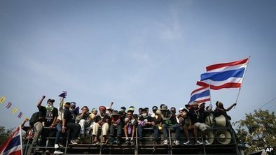 Thai PM Yingluck to call elections | Politics | Scoop.it